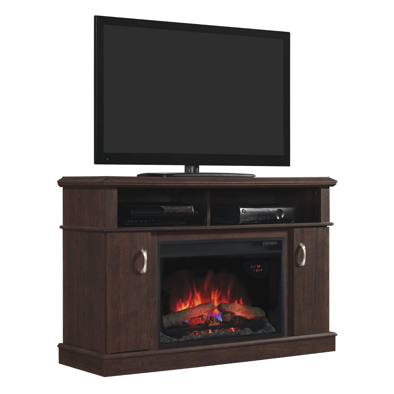 Classic Flame Dwell 26mm5516 Pc72 Electric Fireplace Media Console Electric Fireplaces