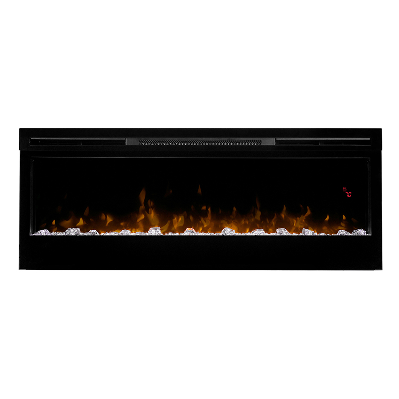 Dimplex 50 Inch Prism Electric Fireplace Insert Wall Mount BLF5051
