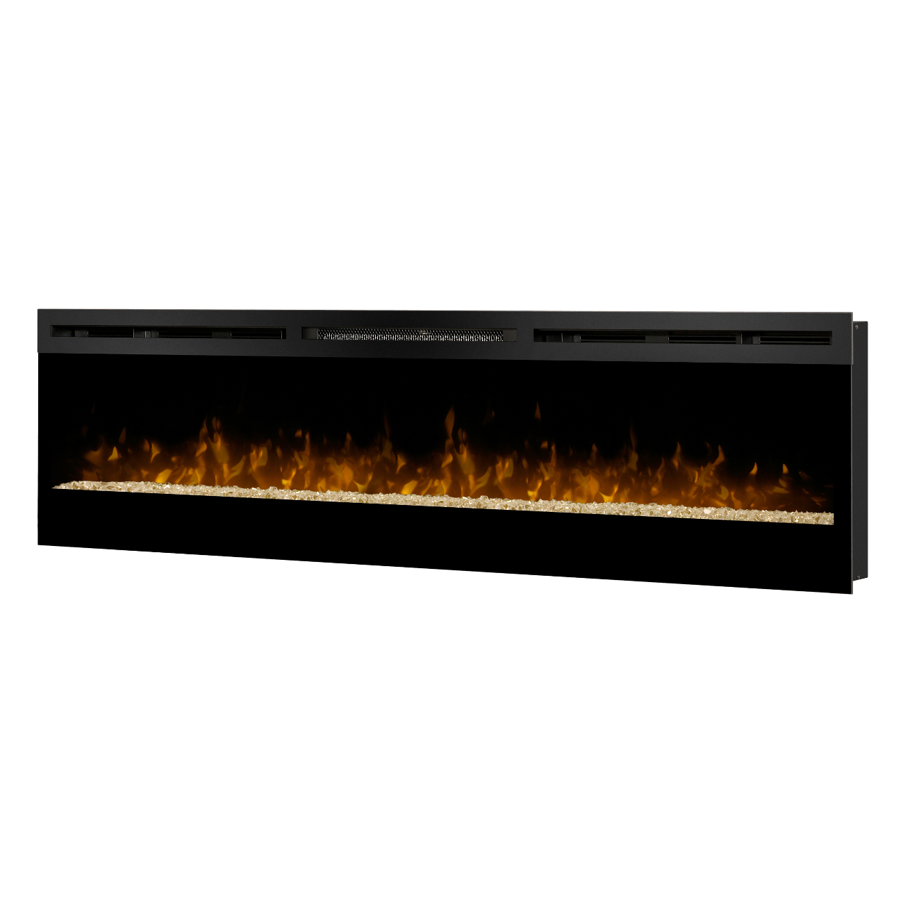 Dimplex 74 Inch Galveston Electric Fireplace Insert Wall Mount BLF74