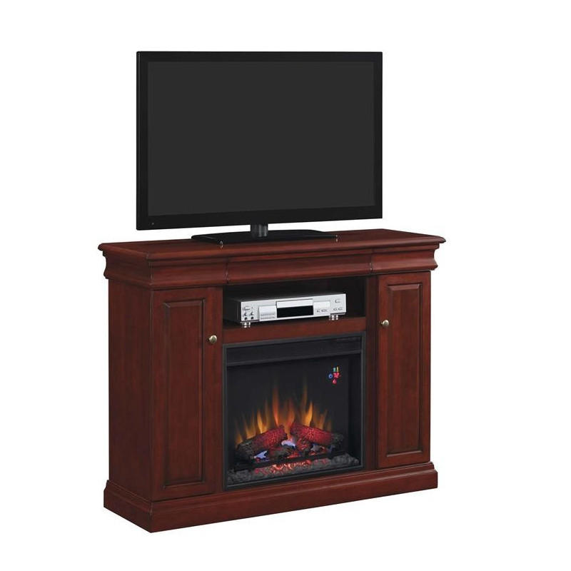 Classic Flame Louie Electric Fireplace Media Mantel