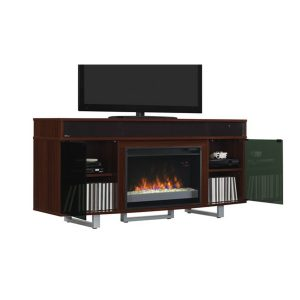 Classic Flame Enterprise Media Mantel