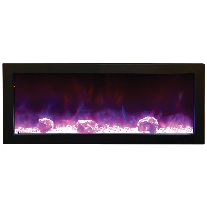 "Amantii 40"" BI 40 SLIM Indoor or Outdoor Electric"