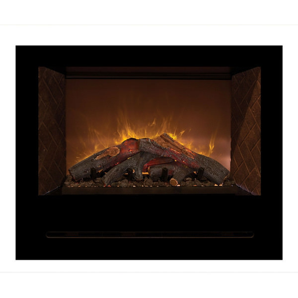Modern Flames Hf36cbi Home Fire Custom Built In Electric Fireplace Electric Fireplaces