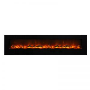 Amantii WM-FM-88-10023bg Yellow Orange Log