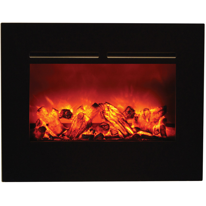 flushmt bg zero clearance electric fireplace electric fireplaces