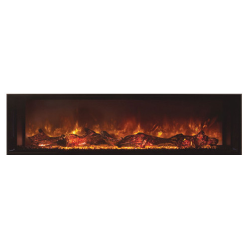 Modern Flames 60 Lfv60 15 Sh Landscape Fullview Built In Electric Fireplace Electric Fireplaces