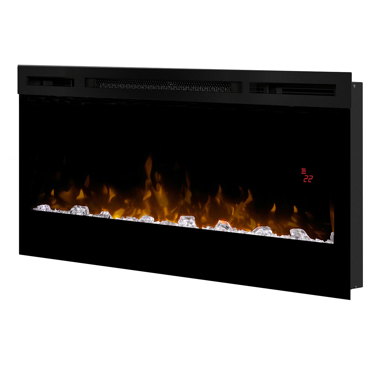 Dimplex 34 Quot Blf3451 Prism Wall Mount Electric Fireplace