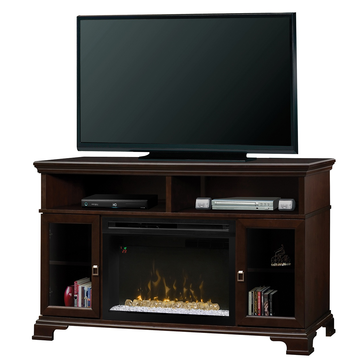 Dimplex Brookings GDS25HG E1055 Electric Fireplace Media