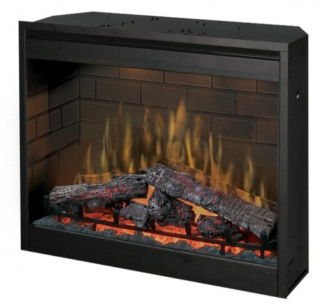 Dimplex 30 Quot Df3015 Electric Fireplace Insert Electric