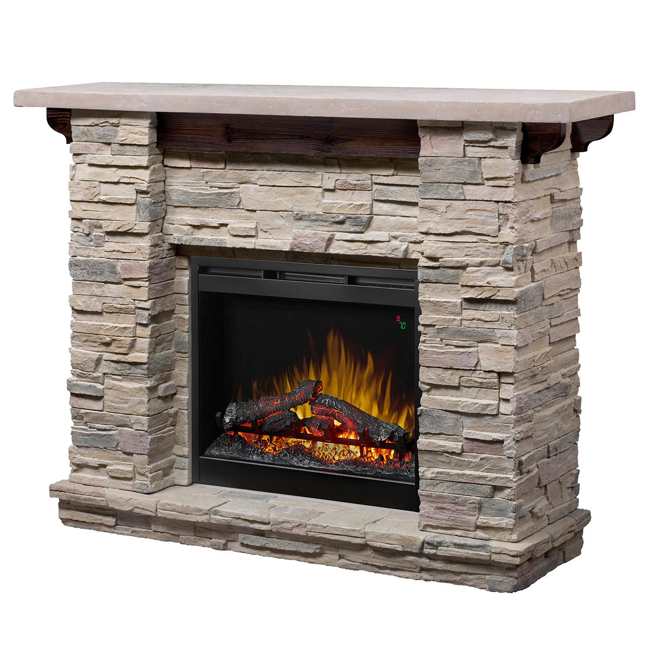 Dimplex Featherston Gds26 1152lr 26 Electric Fireplace Wall Mantel Electric Fireplaces