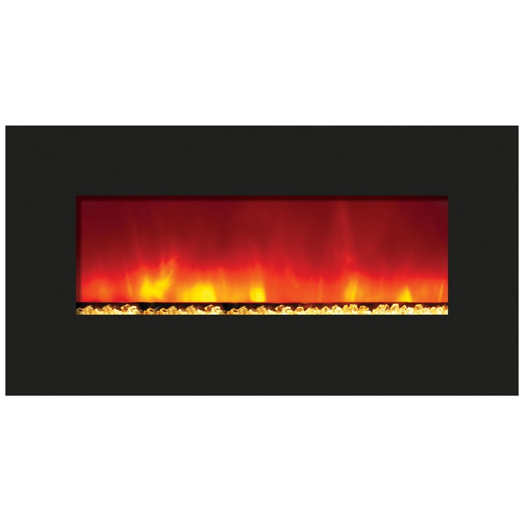 Amantii 34 Wm Bi 32 4423 Built In Or Wall Mount Electric Fireplace Electric Fireplaces
