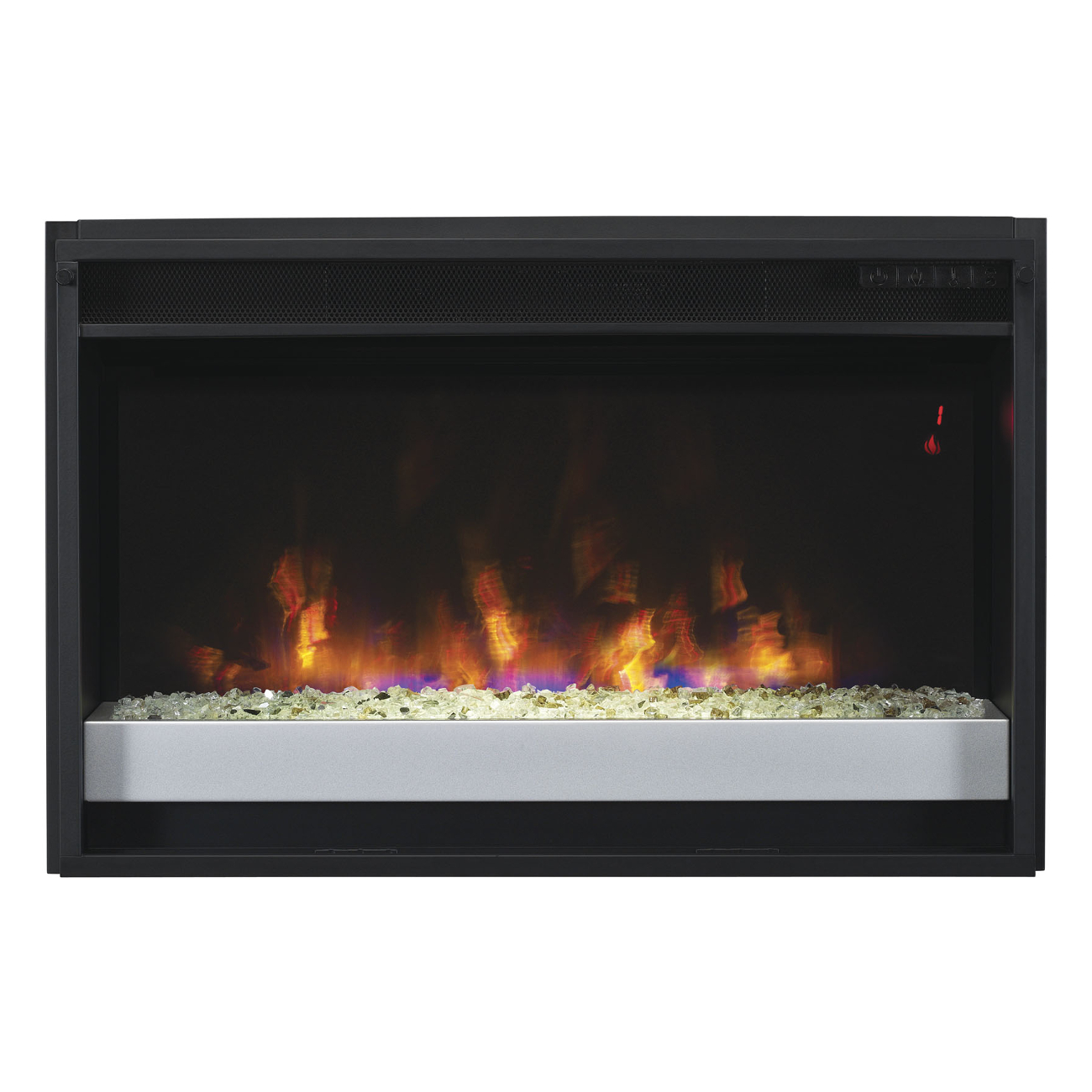 Classic Flame 27 Electric Fireplace Insert 26ef031gpg 201 Electric Fireplaces