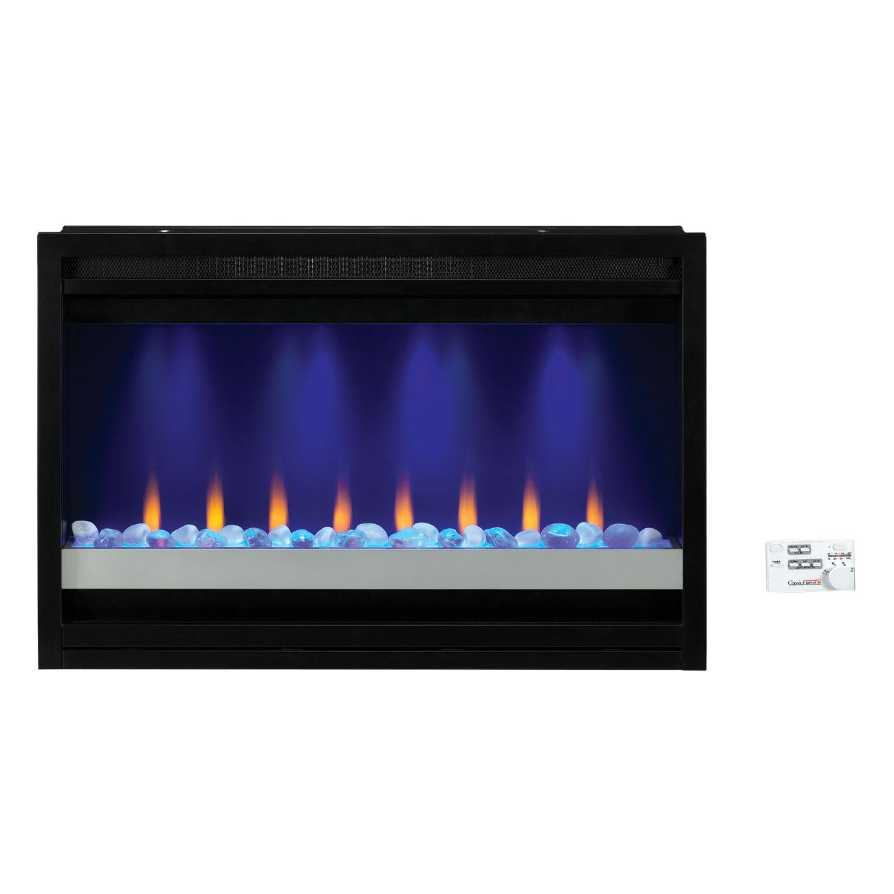 Classic Flame 36 Inch 36eb221 Grc 240v Contemporary
