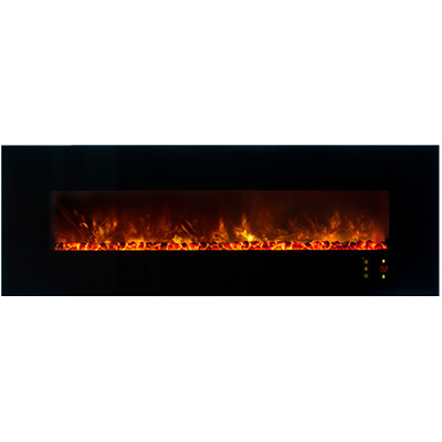 Modern Flames 80 Quot Al80clx2 G Wall Mount Electric Fireplace