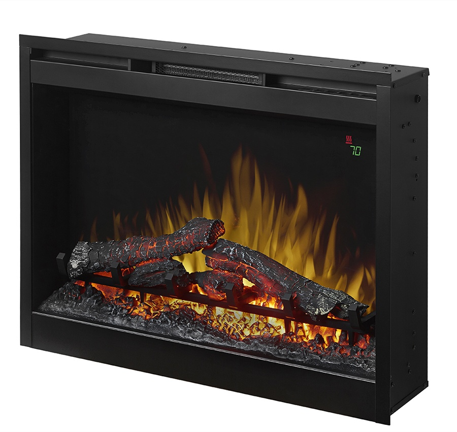 "Dimplex 26"" DFR2651L Electric Fireplace Insert - Electric ..."