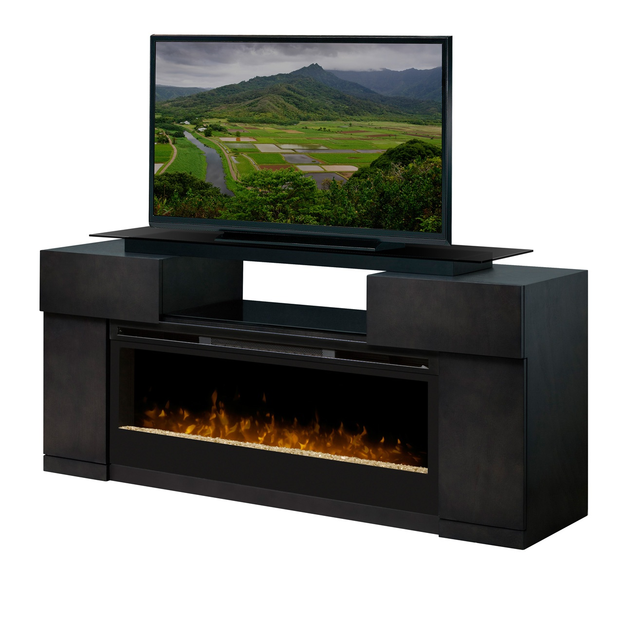 Dimplex Concord GDS50-1243SC Electric Fireplace Media ...