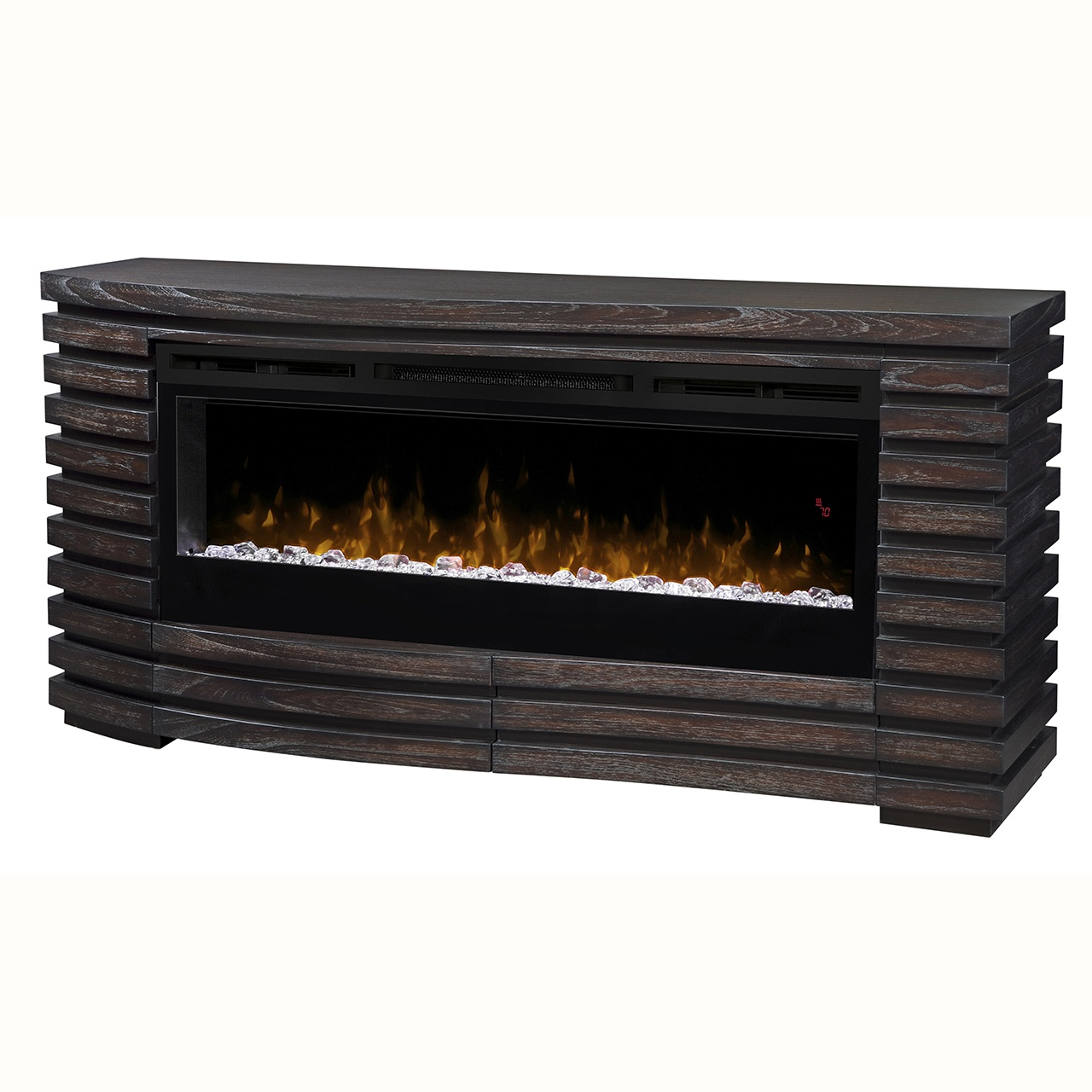 Dimplex Elliot GDS50G3-1587HT Electric Fireplace Wall ...