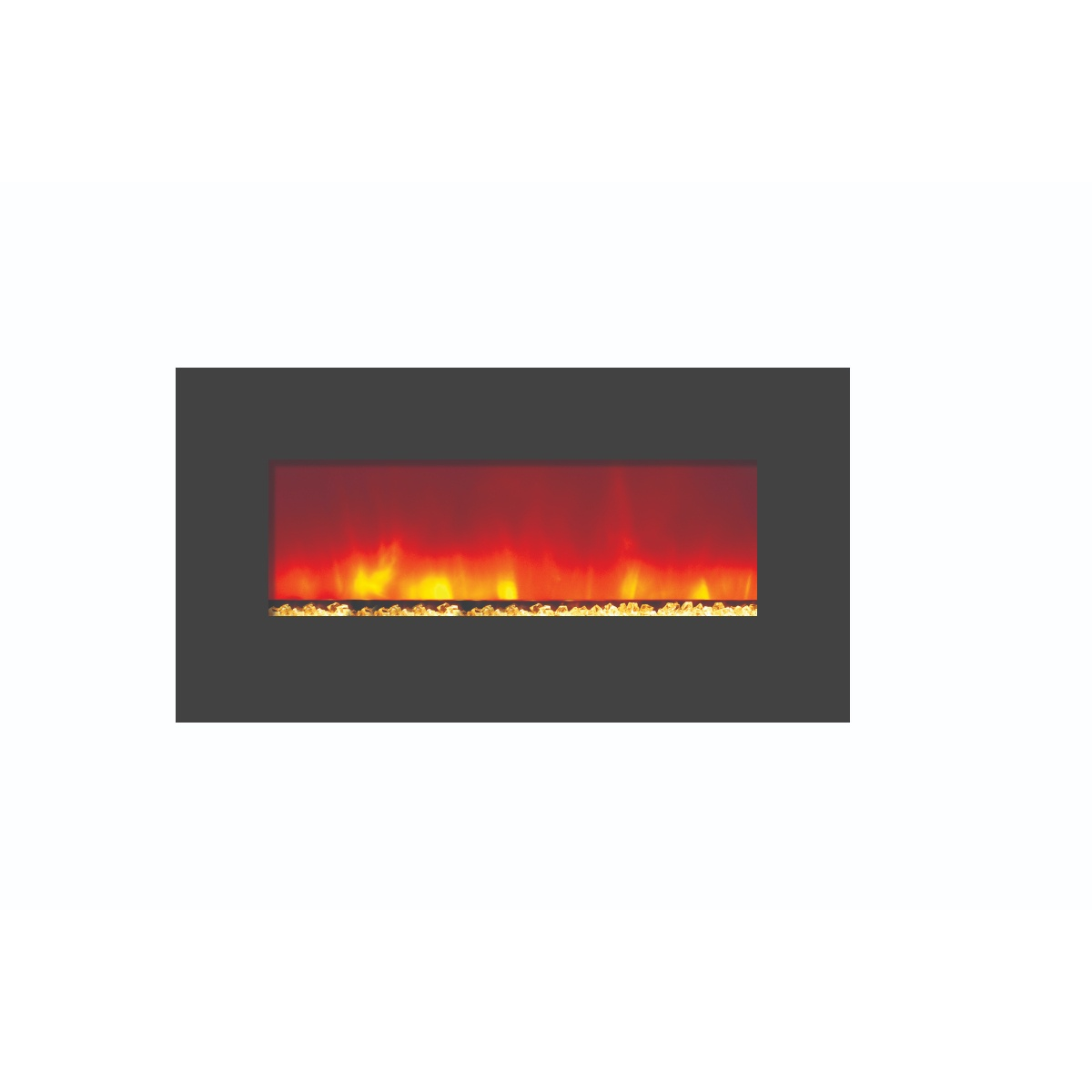 amantii 26 inch contemporary electric fireplace insert final sale no returns
