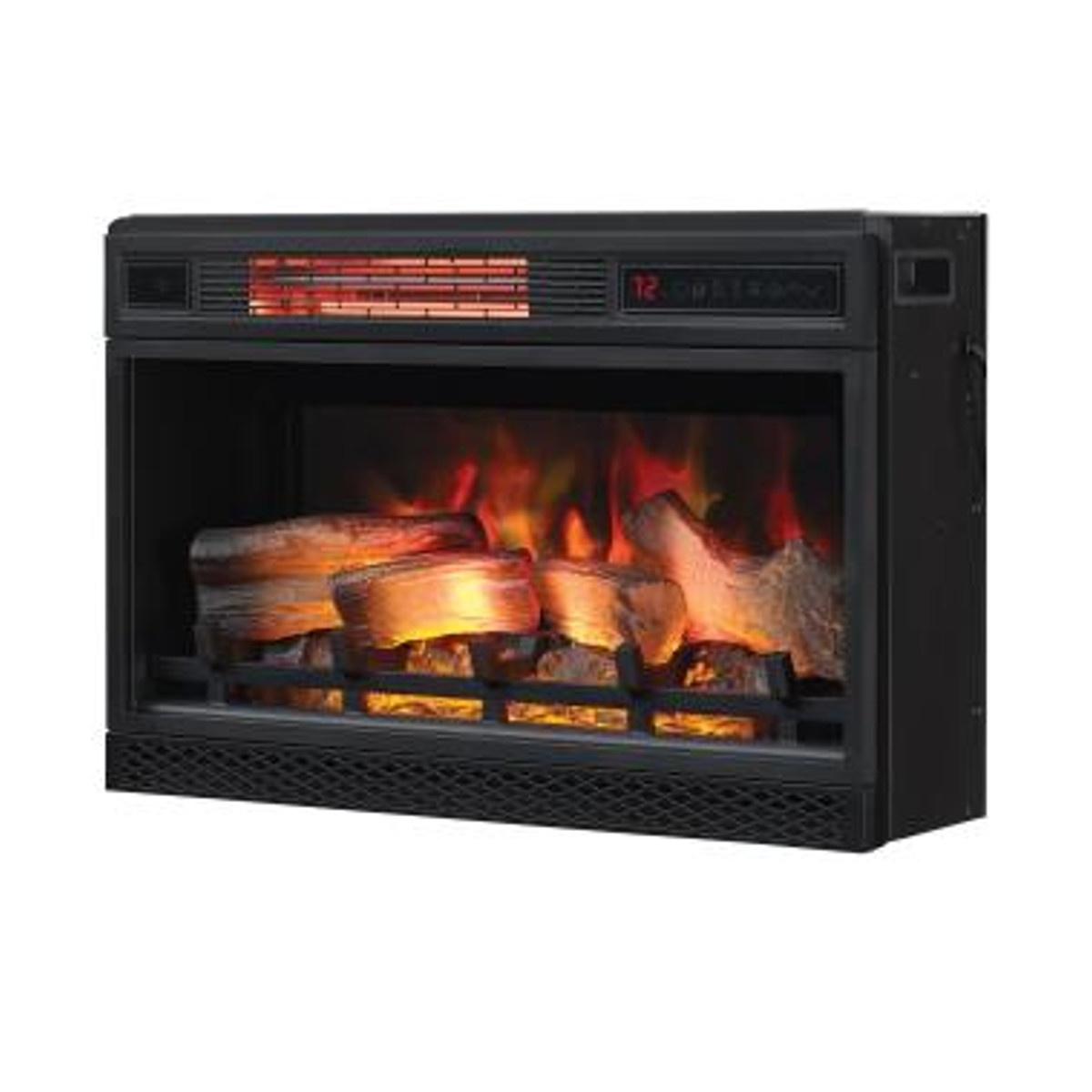Classic Flame 26 Quot 3d Electric Fireplace Insert 26ii042fgl