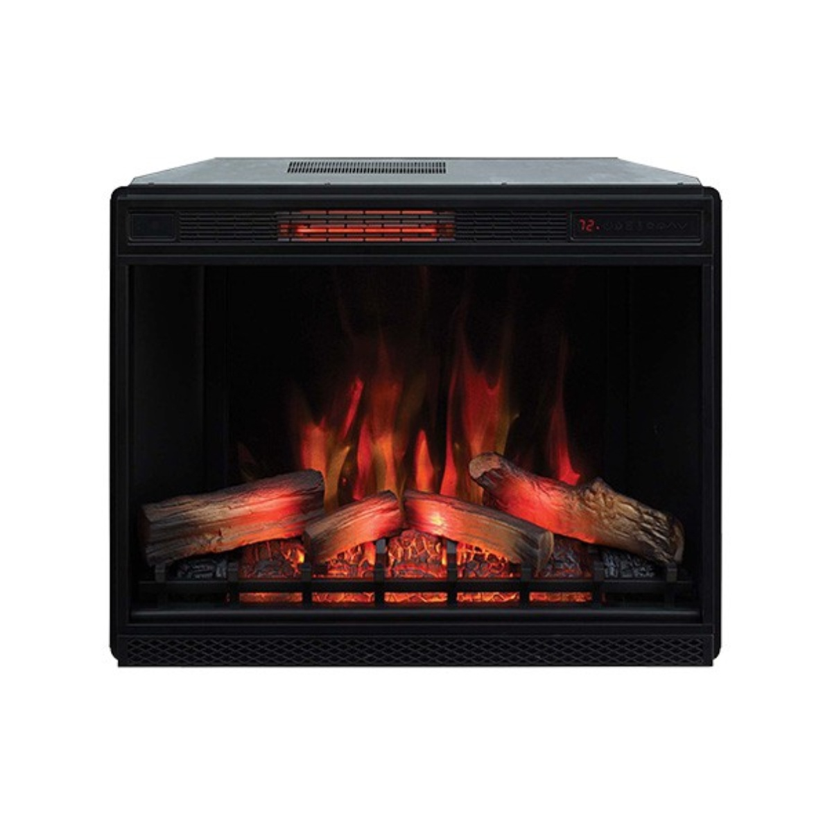 Classic Flame 33 Quot 3d Electric Fireplace Insert 33ii042fgl