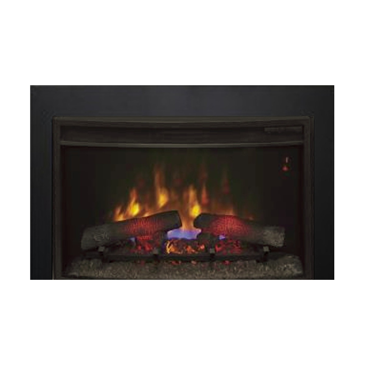 Classic Flame 26″ 26EF031GRP Electric Fireplace Insert w ...