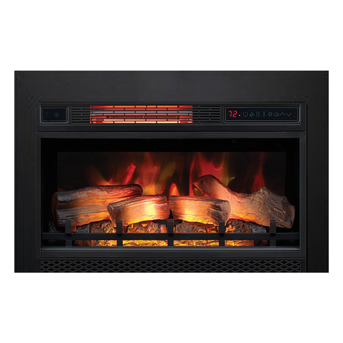 Classic Flame 26 26ii042fgl Electric Fireplace Insert W