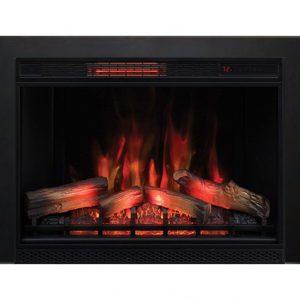 32ii042fgl Electric Fireplace Insert W Custom Magnetic