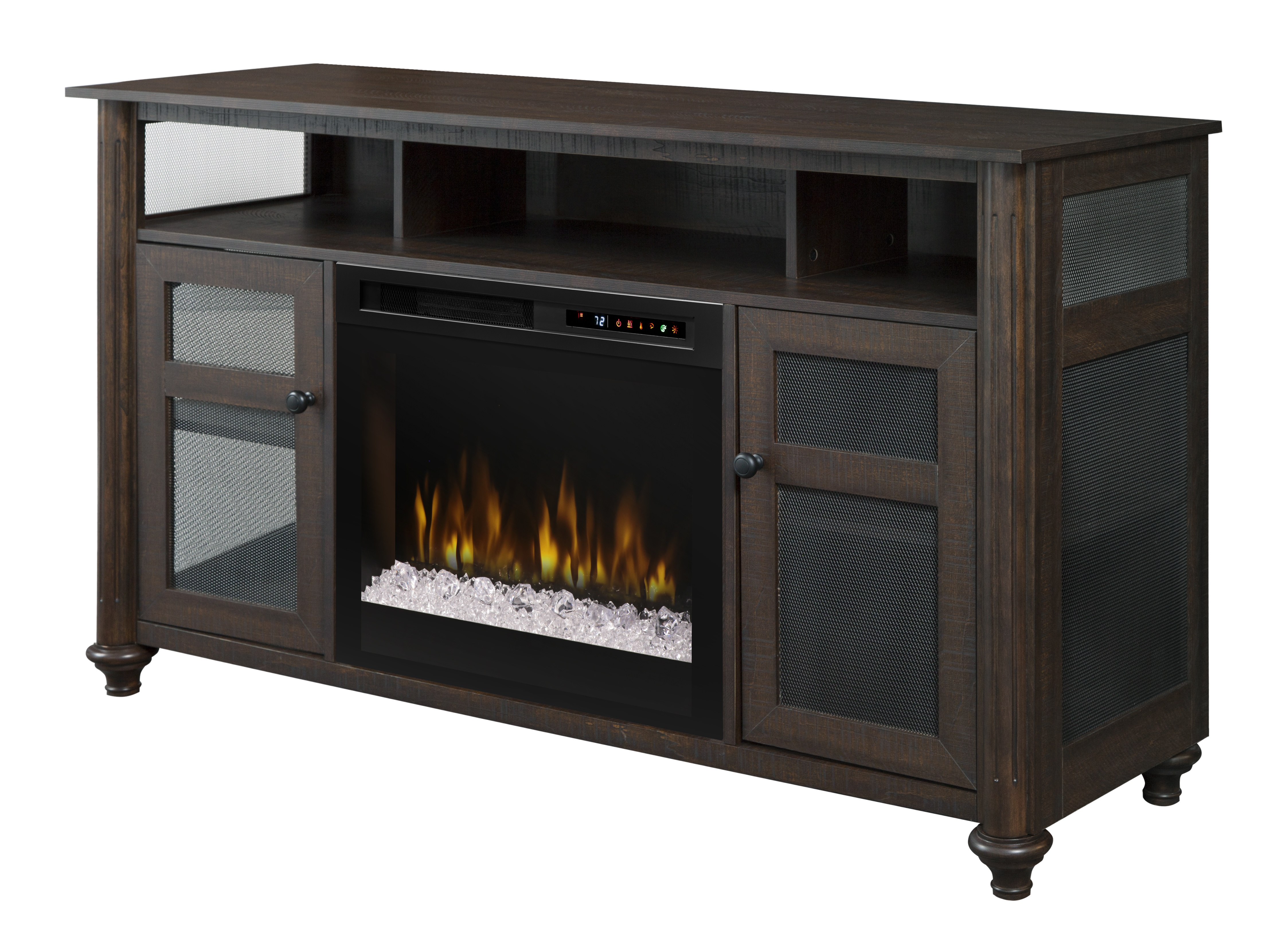 Dimplex xavier gds23g8 1904gb electric fireplace with - Going to bed with embers in fireplace ...