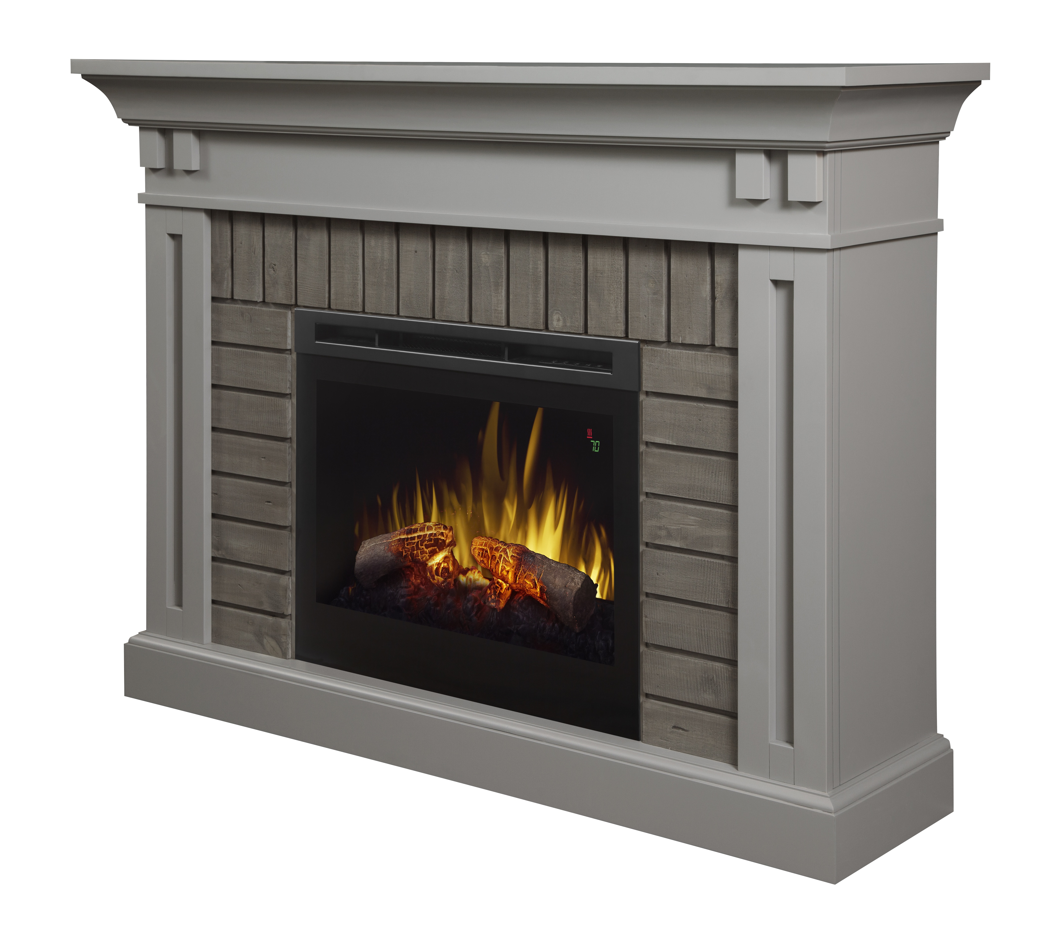 Dimplex madison gds28l8 1968sg electric fireplace with - Going to bed with embers in fireplace ...