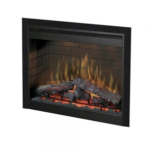 Dimplex 30 Df3015 Electric Fireplace Insert With Custom Trim Fireplaces
