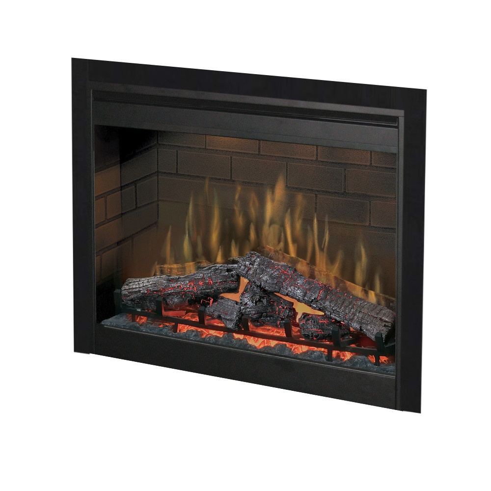 Dimplex 30 Df3015 Electric Fireplace Insert With Custom Trim