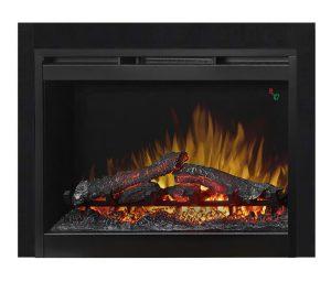 Astounding Dimplex 26 Dfr2651L Electric Fireplace Insert With Custom Trim Download Free Architecture Designs Momecebritishbridgeorg