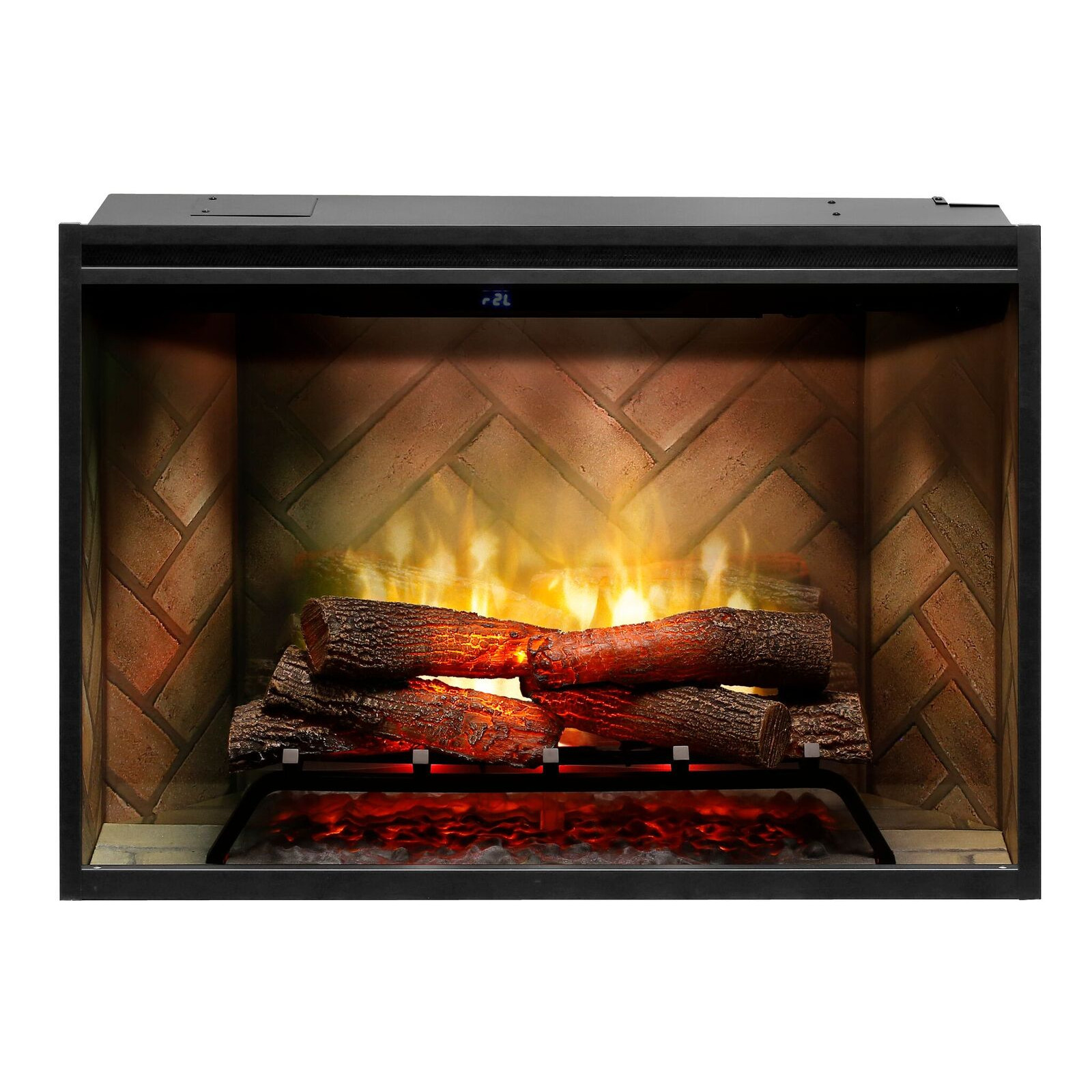 """Dimplex 36"""" Revillusion® Built-In Electric Fireplace ..."""