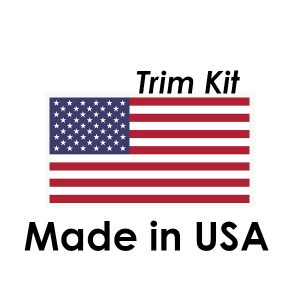 magnetic trim kit made in the usa
