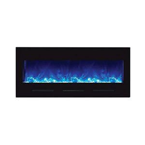bi-fi-50-2 Amantii electric fireplace wall mount or insert