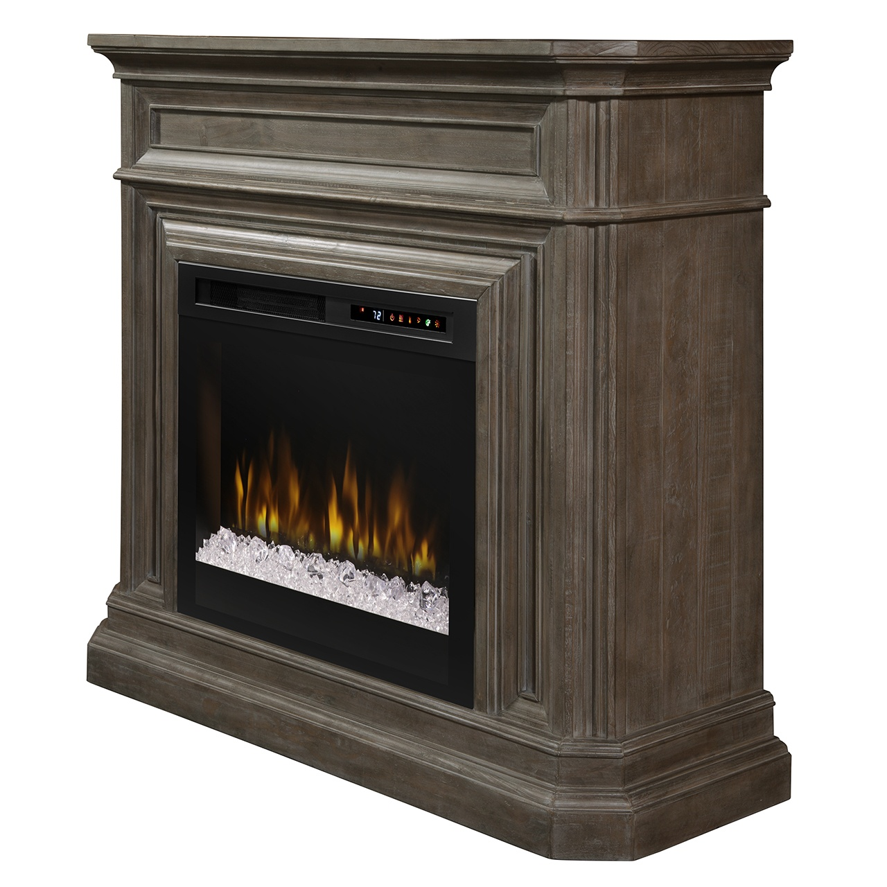 Dimplex ophelia gds28g8 1995bi electric fireplace with - Going to bed with embers in fireplace ...