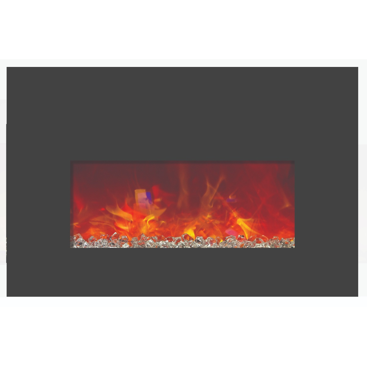 Amantii 26 Quot Insert 26 3825 Electric Fireplace Insert