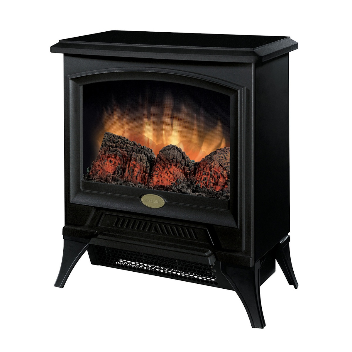 Dimplex Compact Electric Stove in Black Model Number CS-12056A